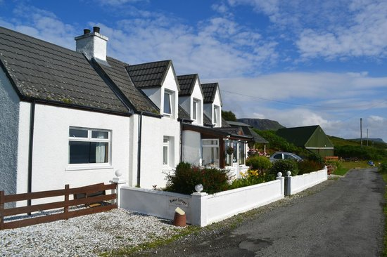 Rowan Cottage B&B : Rowan Cottage, Glasnakille, Isle of Skye