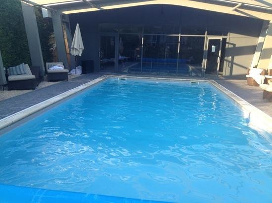Homewood Park Hotel & Spa: pool
