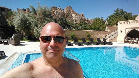 Dilek Kaya Hotel: Nice pool