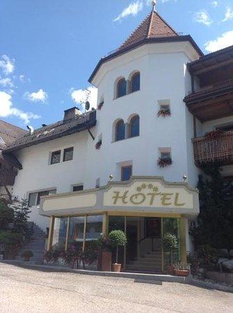 Hotel Muehlgarten : l'ingresso