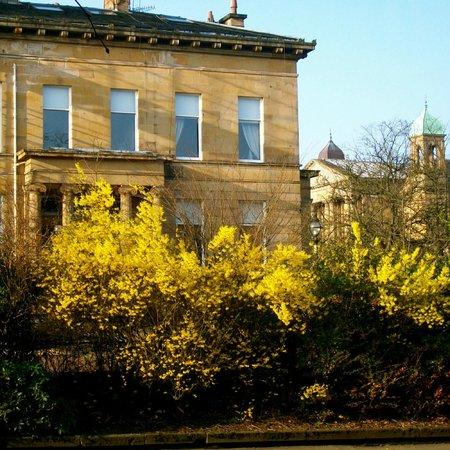 Glasgow West End: Great Western Terrace