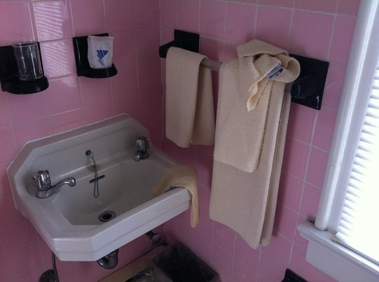 Braeside Inn: Yes bath towels!