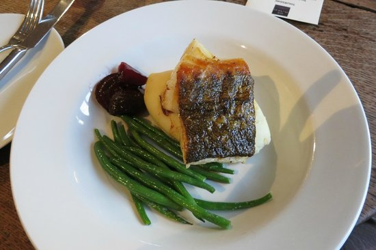 The Plough Inn: Cod