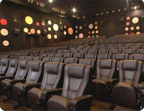 Sathyam Cinemas : COZY SEATING