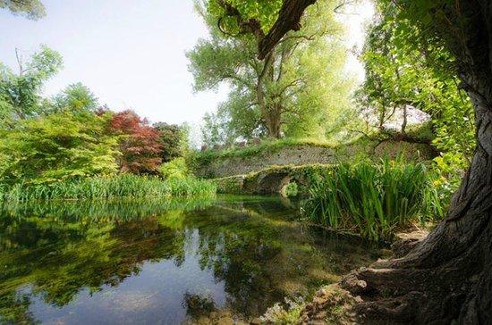 Cisterna di Latina, Itália: Giardini di Ninfa