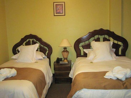 Inti Punku Machupicchu Hotel: 部屋