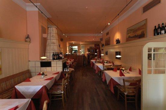 Cavallino Bianco: Restaurant