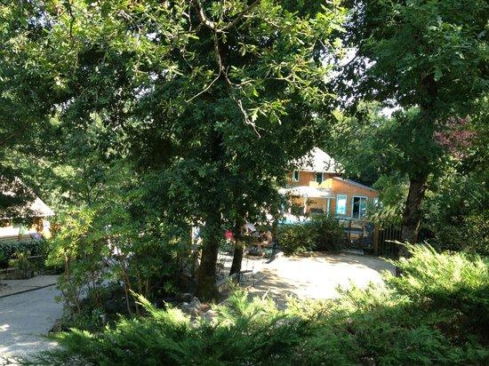 Nature et Océan : Vue de la résidence