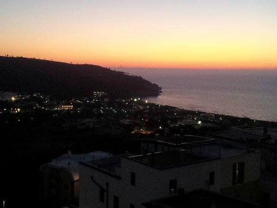 B&B Villa Passiaturo: panorama terrazza