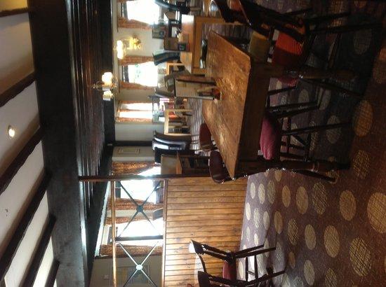 The Talbot: Restaurant (upper level)