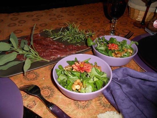 Agrichic La Guardola: cena con degustazione prodotti