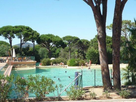 Parc Oasis: piscine lagon