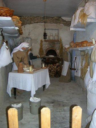Castello Cortevecchio: presepe