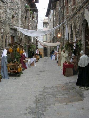 Castello Cortevecchio: presepe2