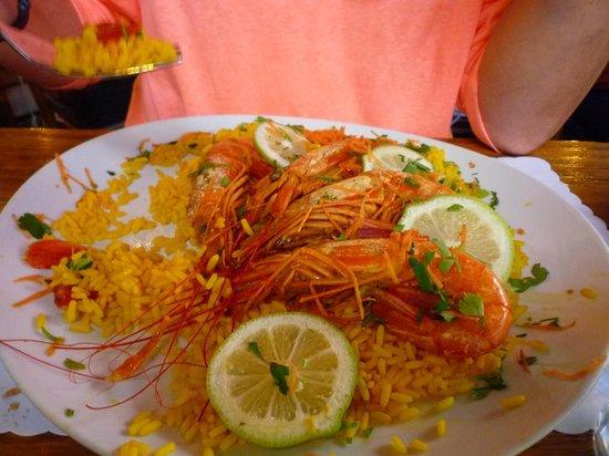Ta Pawla : Shrimps