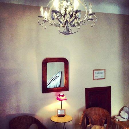 La Maison du Lierre : Salon
