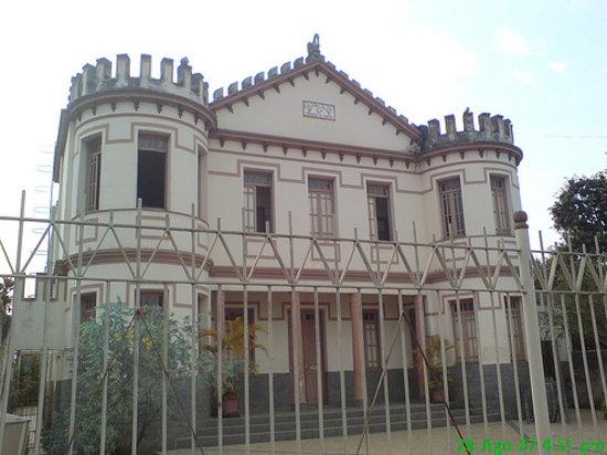 Santa Rita Do Sapucai: Frente da loja Maçonica