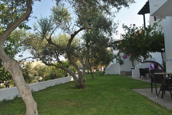 Santa Maria Village : Habitacion con vistas al jardin