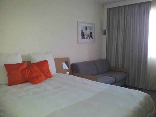 Novotel Roma Est Hotel: camera
