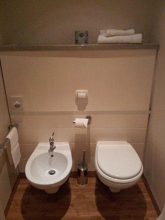 Novotel Roma Est Hotel: bagno