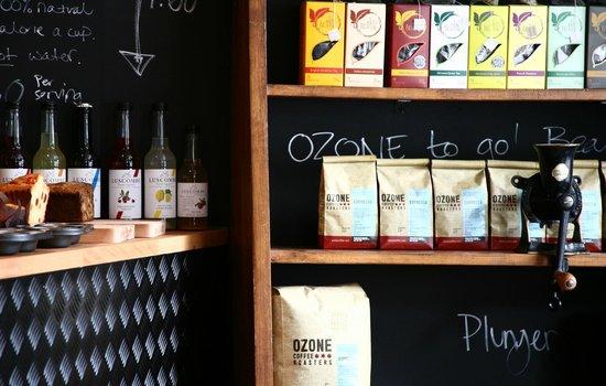 Darkhorse Espresso: Our coffee