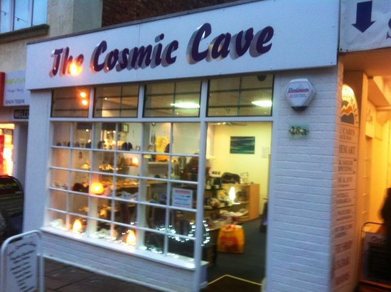The cosmic cave