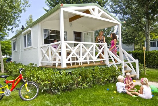 Barricata Holiday Village: chalet miami