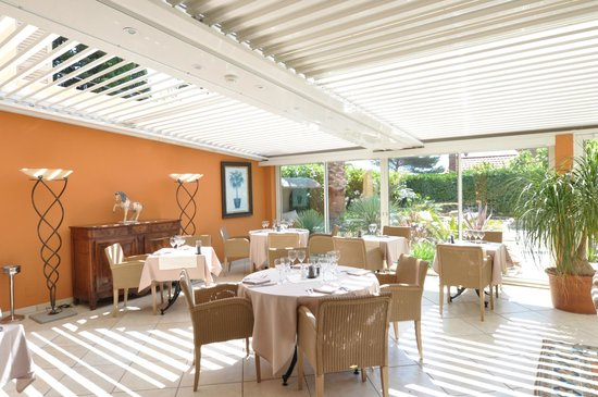 Restaurant Le Patio Sainte Maxime