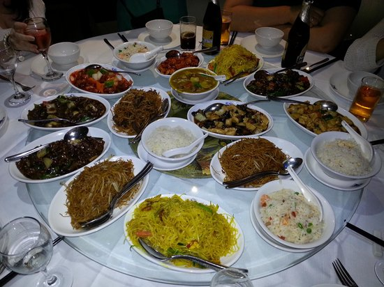 Ocean City: Our chinese feast
