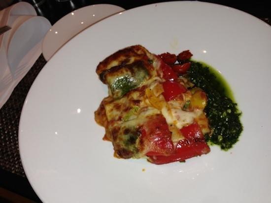 Lasagna vegetarian
