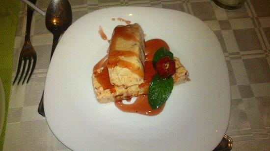 Restaurante Equestre: Sobremesa de Pitanga
