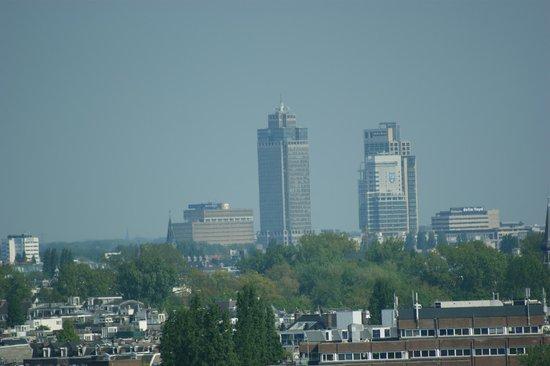 Amsterdam Skyline 3 Photo De Ramada Apollo Amsterdam