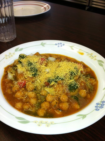Flavor Indian Cuisine: Chickpea curry: Bursting with flavor