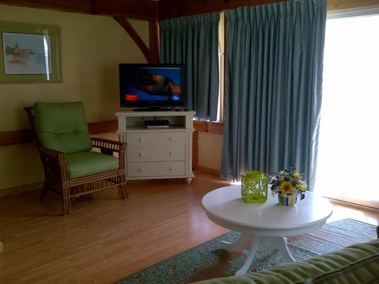 Dewey Beach, Делавер: Living Room