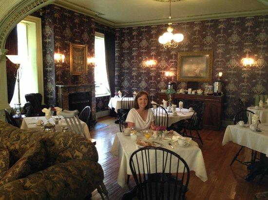 Fairholm National Historic Inn: Dinning Room