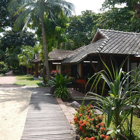 World Resort Bungalow: The grounds