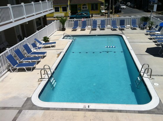 Oceanus Motel: Great pool!
