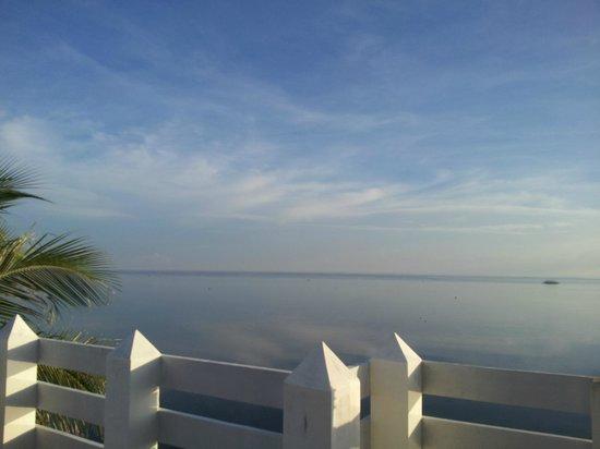 Casa Almarenzo Bed & Breakfast: Rooftop view
