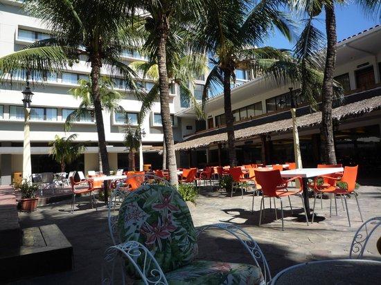 Hotel Cortez: acogedor