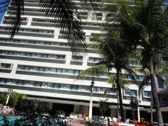 Hotel Cortez: calidez