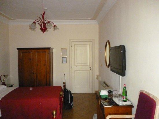 Hotel delle Palme: Doppia con letti singoli