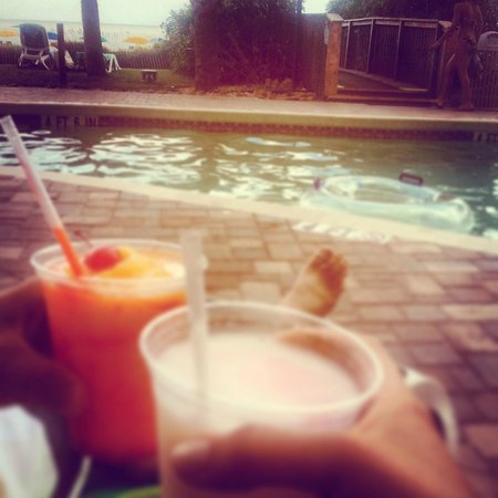 The Patricia Grand, Oceana Resorts: Drinks at the pool