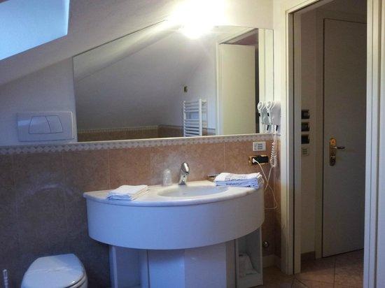 Hotel Da Vito: bagno