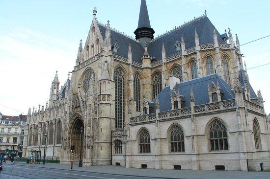 Notre Dame du Sablon : L'Eglise de Notre-Dame du Sablon