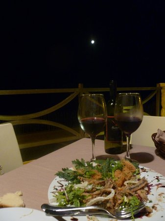 Ortigia Si Mangia : Luna piena e......