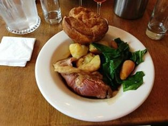 The Drapers Arms: Abominable Roast Beef