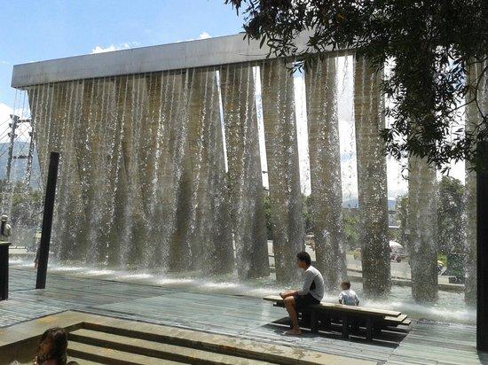 Hotel Poblado Alejandria: Parque pies descalzos