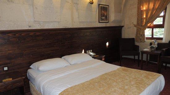 Burcu Kaya Hotel: chambre