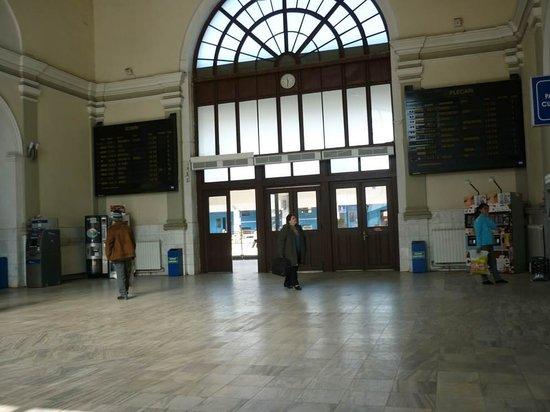 Cluj-Napoca Train Station