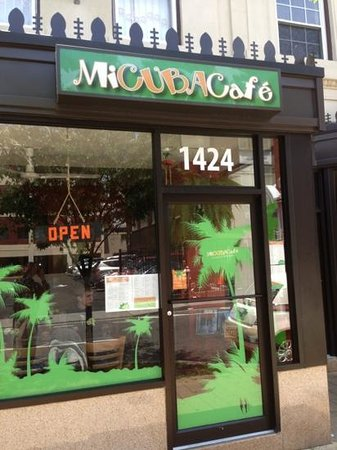 Photo of Latin American Restaurant MiCubaCafe at 1424 Park Rd Nw, Washington, DC 20010, United States